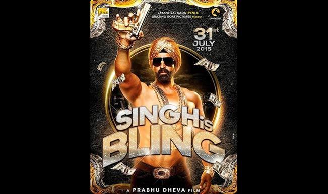 Singh is Bling first look: Akshay Kumar returns with golden turban and Katrina Kaif!