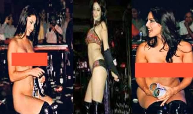 Indian strip tease naked
