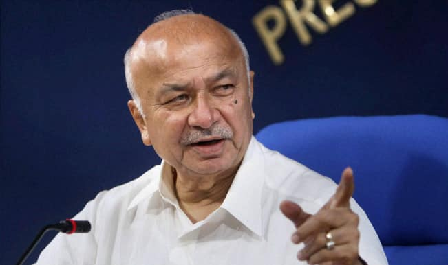 Lok Sabha Elections 2014: Home Minister Sushil Kumar Shinde all set to romp to a fourth term