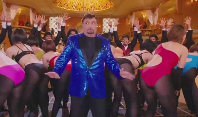 Kaanchi song Thumka: Rishi Kapoor does a Bachna Ae Haseeno - watch video!
