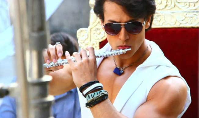Tiger Shroff is the latest butt of jokes among tweeple!