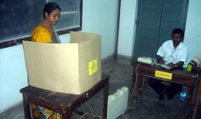 LS polls in Tripura: Quarter of West Tripura electorate cast their ballot