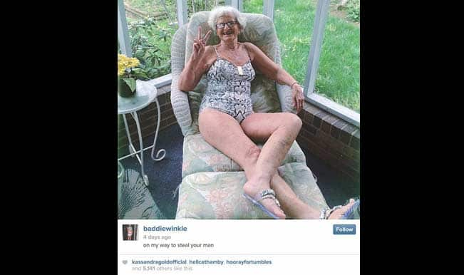 This 86-year-old 'Baddie' grandmother is a hit on Twitter and Instagram! See pics