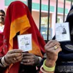 Over 60 per cent turnout in Uttar Pradesh amid violent…