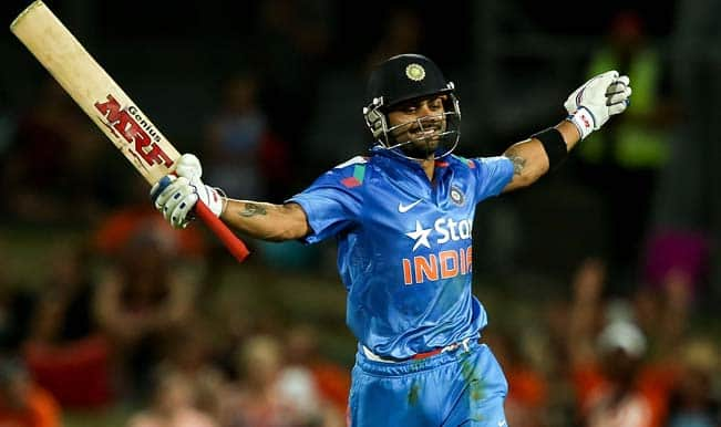 Virat-Kohli-of-India-celebrates-his-century-during-the-first-One-Day-International-match-between-New-Zealand4