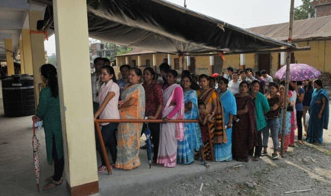 Madhya Pradhesh Polls: 42.29 % voting recorded till 2 PM