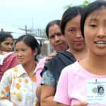 Sikkim Polls: 12 percent voting till 9 a.m.