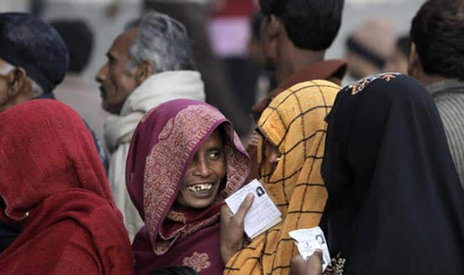 Uttar Pradesh records brisk voting for 10 Lok Sabha seats