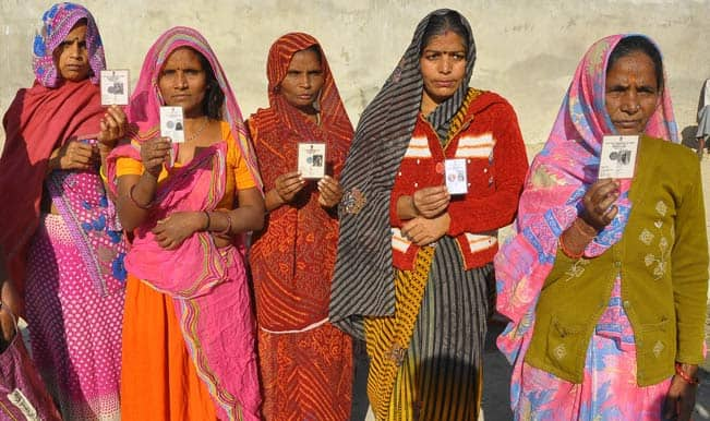 Madhya Pradesh Polls: 40 percent voting by afternoon