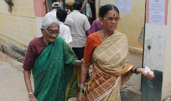 Polling began in Kerala for 20 Lok Sabha seats
