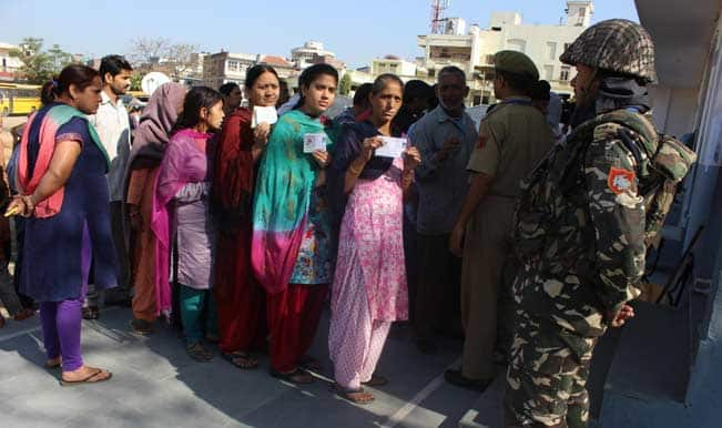Jammu and Kashmir Polls: A third of Jammu constituency casts their ballot