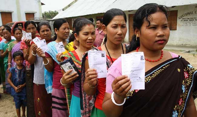 Lok Sabha Elections 2014: Elephant scare, firing near Meghalaya booths
