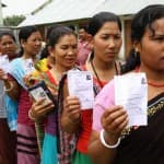 Over half of electors cast ballot in Assam
