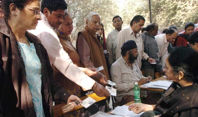 Jharkhand: First phase polling begins for 4 Lok Sabha seats