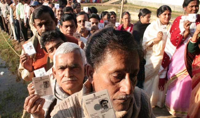 Lok Sabha polls in Assam: Five seats in Assam records 12 percent polling in first two hours