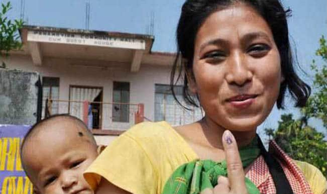 Voters flaunt 'inked finger' on social networking sites