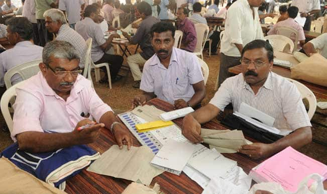 Andhra Pradesh: Polling begins for 17 Lok Sabha seats and 119 Assembly Election seats