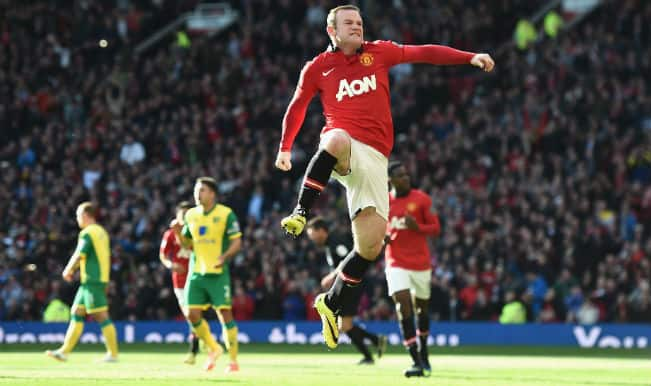 EPL: Manchester United beat Norwich City 4-0 in Ryan Giggs' first game as manager