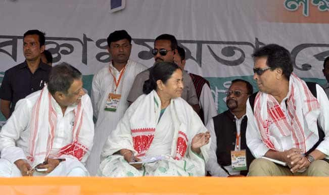 Trinamool Congress: Counting 35 and more to be key player