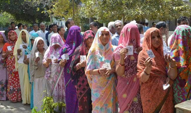 Madhya Pradesh Polls: 11.46 pc voting in initial hours, poll boycott at few seats