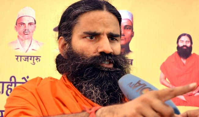 Cobrapost sting: Keep Lord Ram above politics, says Baba Ramdev