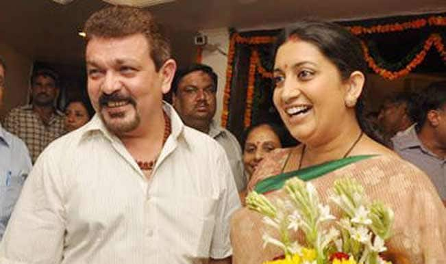 Zubin-Irani-and-Smriti-Irani-during-the-dinner-reception-at-Russian-Culture-Centre