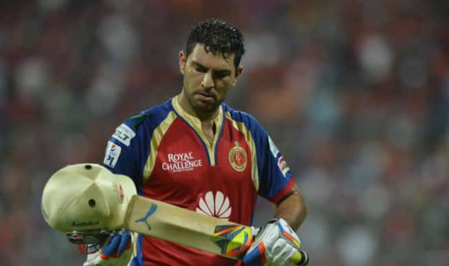 Yuvi can be India's match-winner at 2015 World Cup: Murali