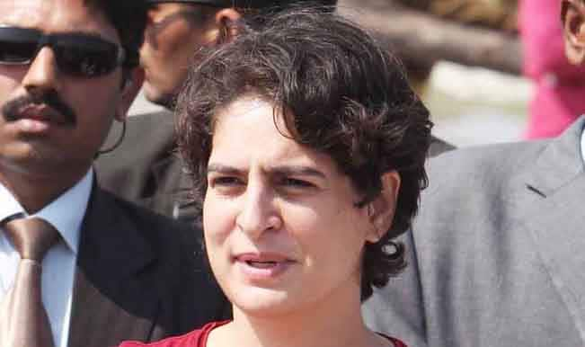 There is a Priyanka Gandhi wave in Amethi & Rae Bareily