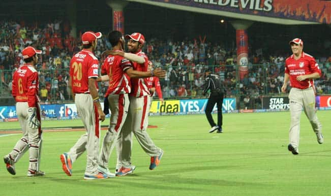 IPL 2014, KXIP vs DD: Kings XI Punjab stroll to victory against Delhi Daredevils