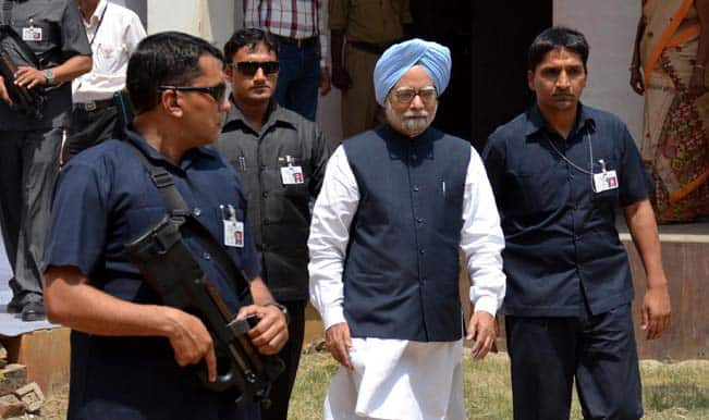 Manmohan Singh resigns, says India far stronger than a decade ago