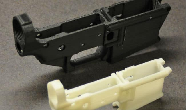 Japan makes first arrest over 3D printer guns: Reports