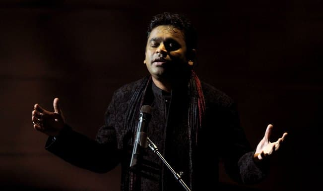 Films with song-dance have more longevity: A.R Rahman