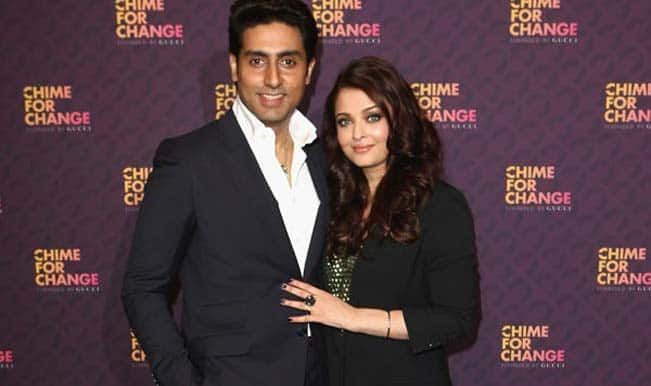Abhishek Bachchan and Aishwarya Rai Bachchan's relationship headed for a splitsville!