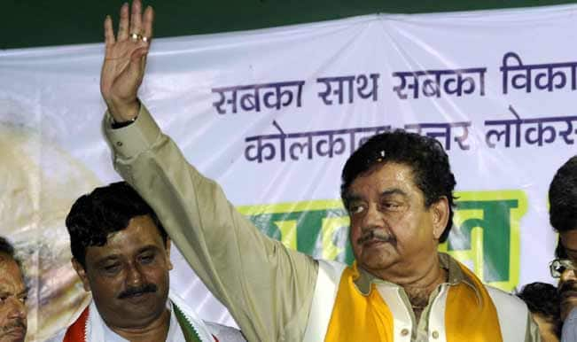 Shatrughan Sinha in hospital for check up