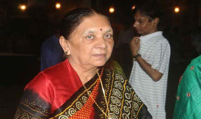 Anandiben Patel to take over as Gujarat's first woman Chief Minister today