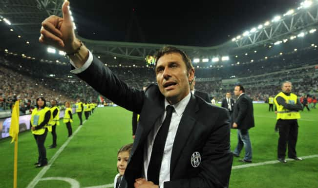 Antonio Conte set for talks on Juventus future