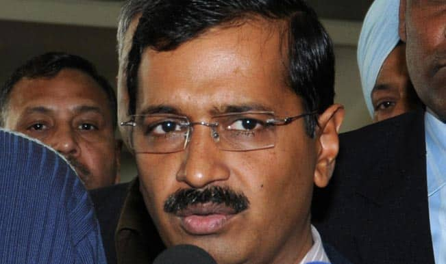 Arvind Kejriwal apologises for resigning midway