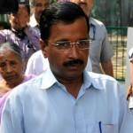 Arvind Kejriwal meets Aam Aadmi Party Members of Legislative Assembly's to discuss government formation