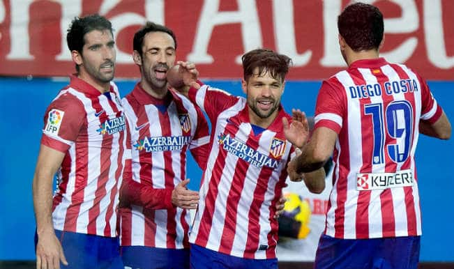 Atletico Madrid inspired by spirit of Luis Aragones