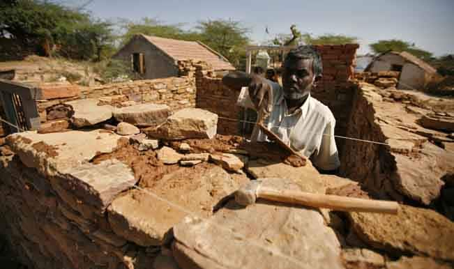 Earthquake of Magnitude-6 rocks Bengal, Orissa and Chennai