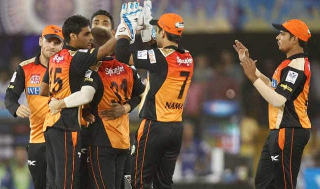 IPL 2014, SRH vs RCB: Openers star in Sunrisers Hyderabad win