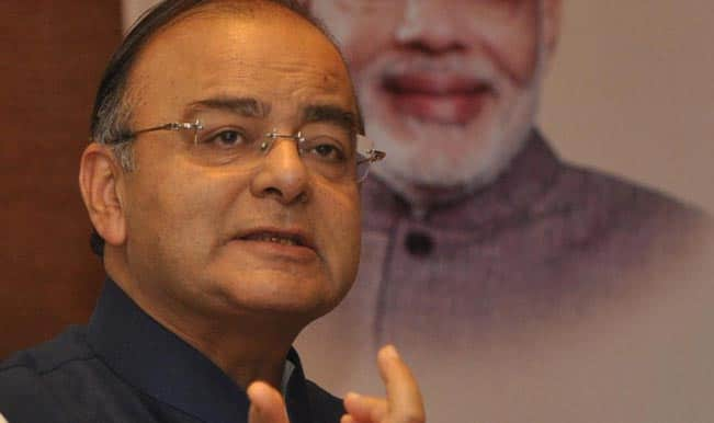 BJP can't be blamed for Assam situation: Arun Jaitley