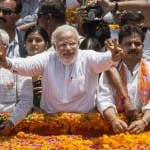 Modi tsunami creates history, Congress crushed; Narendra Modi to be…