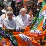 Uphold by Lok Sabha poll performance, Bharatiya Janata Party anticipates larger role