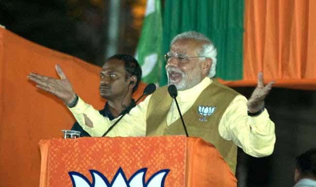 BJP-Prime-Ministerial-candidate-and-Gujarat-Chief-Minister-Narendra-Modi-during-a