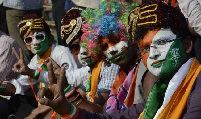 Narendra Modi's win in Lok Sabha Elections brings celebration not only in India but even in foreign countries