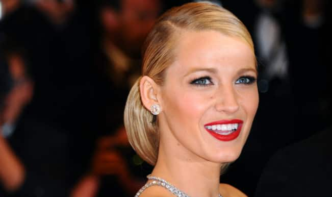Blake Lively loves playing dress up