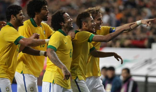 Brazil keep climbing FIFA rankings