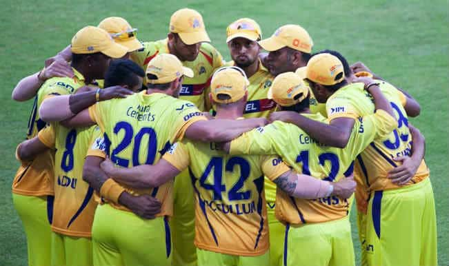Chennai Super Kings123