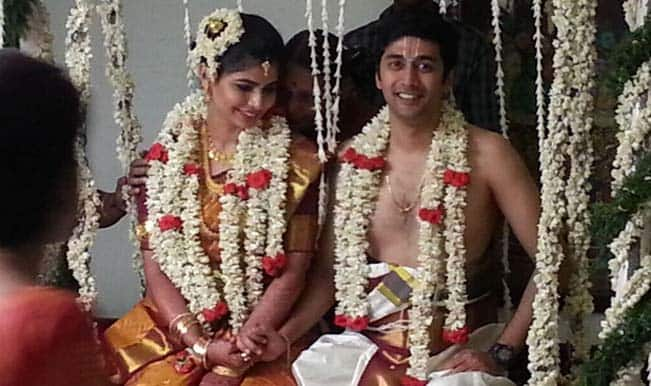 Playback singer Chinmayi Sripada marries actor Rahul Ravindran